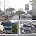 Disenggol Truk dan Diserempet Mobil, Dua Pengandara Mio di Juwana Terluka