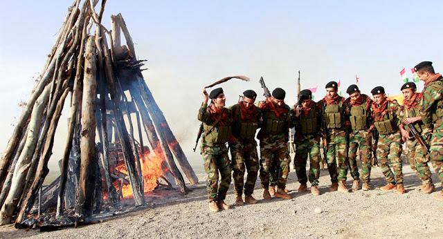 Πολεμικό κλίμα επικρατεί στο βόρειο Ιράκ μετά το δημοψήφισμα
