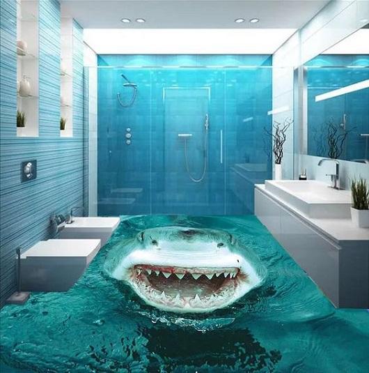 Best 3D Floor Tiles Extremely Amazing Designs