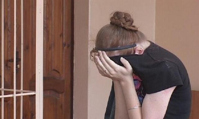 Молодая мать избила новорожденного ребенка ради свидания!
