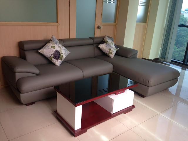 Hình ảnh bộ bàn ghế cho phòng khách nhỏ xinh đẹp hiện đại và sang trọng cho không gian phòng khách gia đình