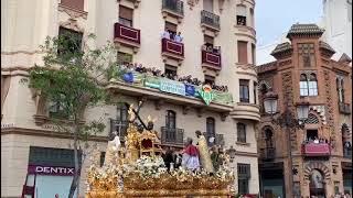 Sagrado Decreto de la Santísima Trinidad en Campana en la Semana Santa de Sevilla 2019