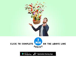 Vegetarian for Survey App