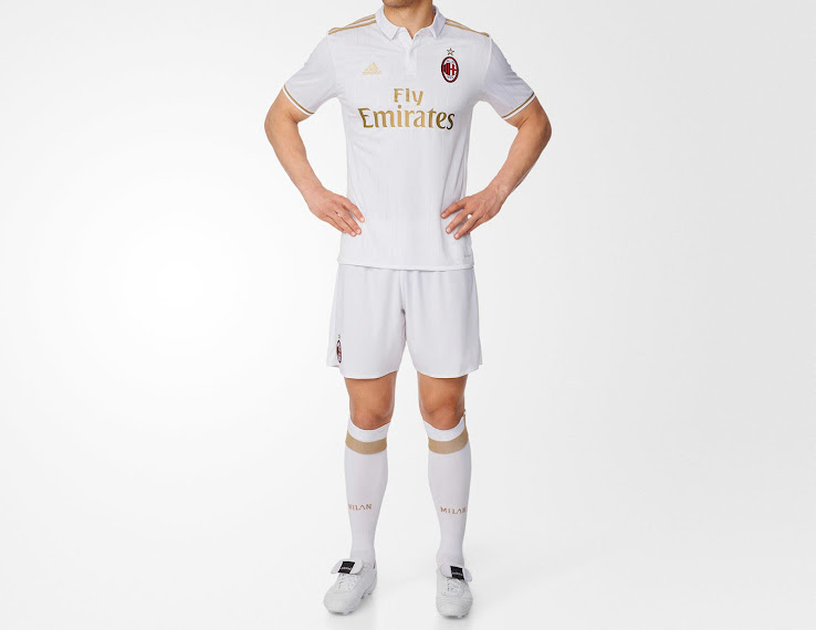 0a3375327 AC Milan 16-17 Away Kit Released - Footy Headlines