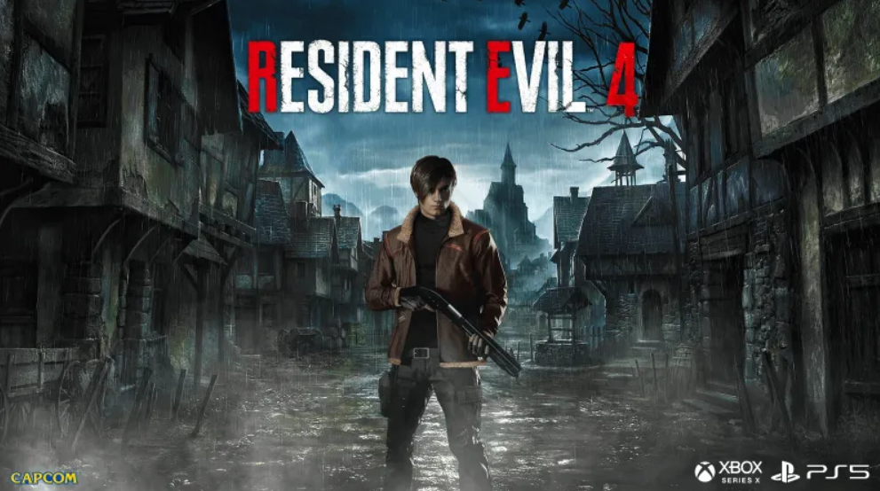Capcom has revised its plans to remake Resident Evil 4