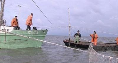 """""""Суд"""" в окупованому Криму заарештував українських рибалок на 10 діб за """"незаконну риболовлю"""""""