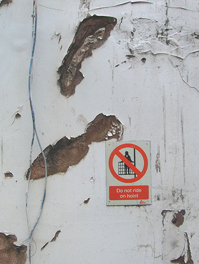 urban photography, urban decay, industrial, art, urban photo, industrial sign, Sam Freek, contemporary,