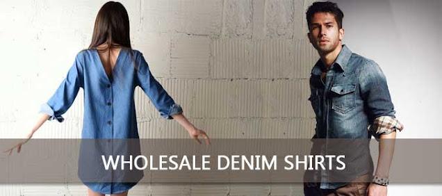 Denim Shirt Manufacturer