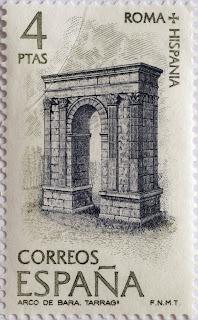 ARCO DE BARA, TARRAGONA