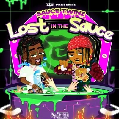 Sauce Twinz - Lost In The Sauce (2020) - Album Download, Itunes Cover, Official Cover, Album CD Cover Art, Tracklist, 320KBPS, Zip album