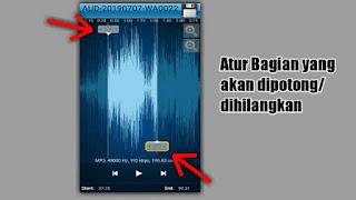 Cara Memotong Lagu Sebagai Ringtone / Nada Dering WhatsApp