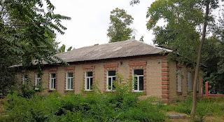 Мелитополь. Проспект Богдана Хмельницкого, 46. Больница № 1