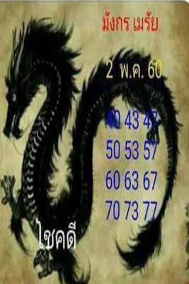 เลขเด่น  40  43  47  50  53  57  60  63  67  70  73  77