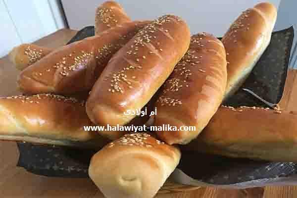 خبز الباجيت راائع