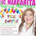 FELIZ CUMPLEAÑOS: Lic. Margarita García Martínez