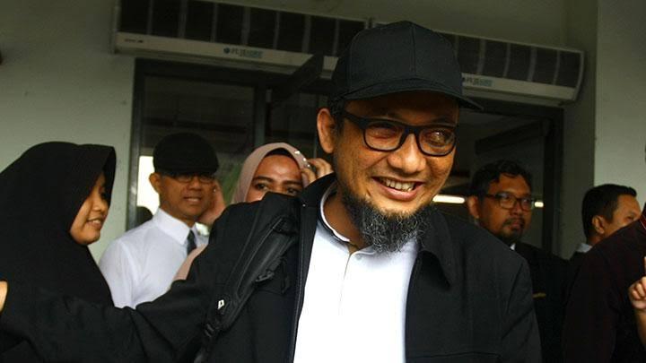 Kasus Novel Baswedan tak Kunjung Kelar, Polri: InsyaAllah Kalau Tuhan Ridha
