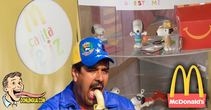 McDonalds anuncia que volverá a poner juguetes en la Cajita Feliz tras 5 años de ausencia