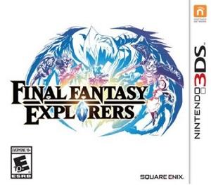 Rom Final Fantasy Explorers 3DS
