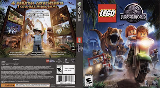 Lego Jurassic World PS3, PS4. XBOX One, Xbox 360. WII U, PS Vita, Nitendo 3DS, PC