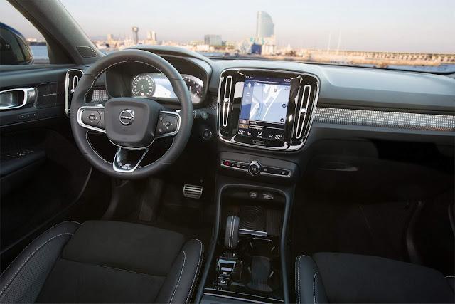 Volvo XC40 chega ao Brasil em 2018: Preço: R$ 170 mil