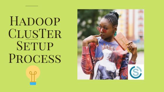 Hadoop cluster setup proces
