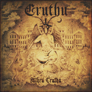 "Traditional Doom CRUTHU returns with ""Athrú Crutha"""