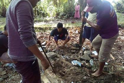 Makam dibongkar Akibat diusir caleg Gagal