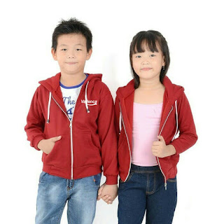 VALLENCA JAKET ANAK COUPLE