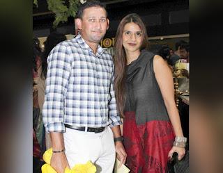 Fatima With Agarkar