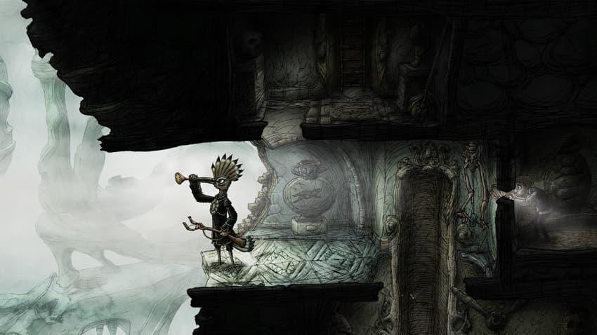 Приключенческий хоррор Creaks от авторов Machinarium и Samorost выйдет в июле