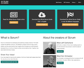 Scrum Guides (portada)