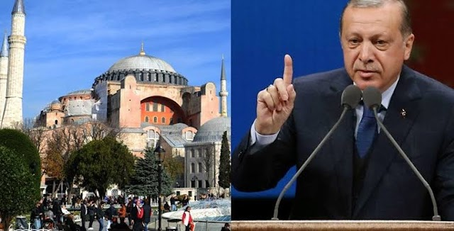 Turkey's Hagia Sophia and Erdogan | Latest Talk |