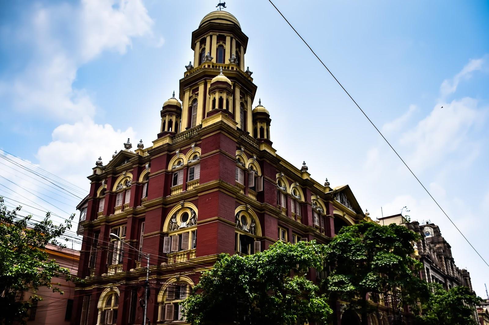 Standard Life Assurance Building Kolkata @DoiBedouin