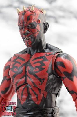 Star Wars Black Series Darth Maul (Sith Apprentice) 01