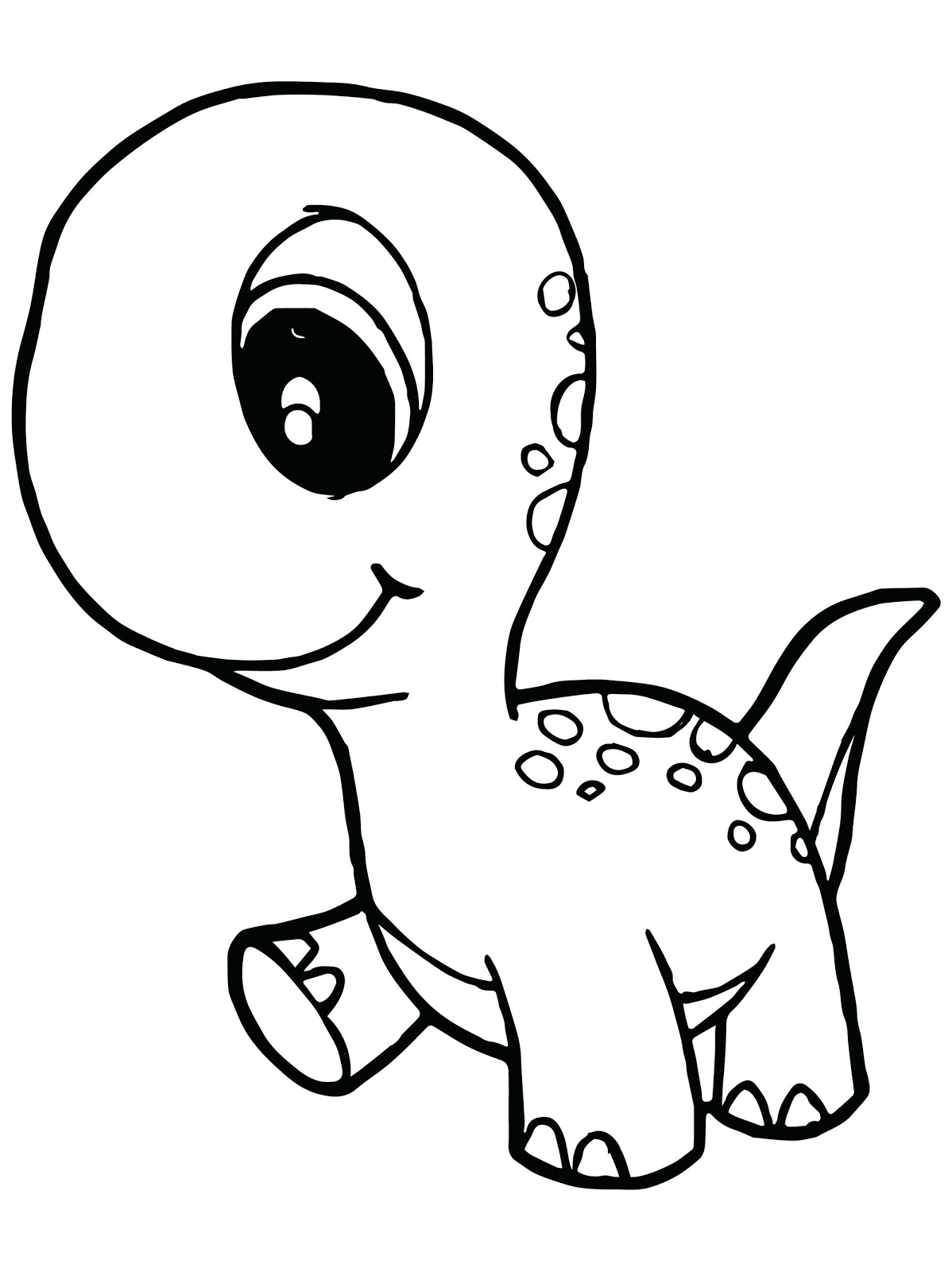 Dinosaurs coloring pages 55