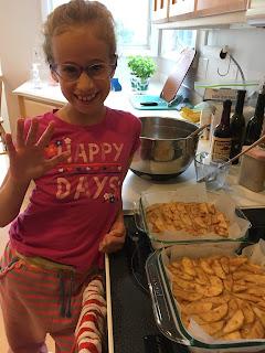Jewish Apple Cake Gluten Free