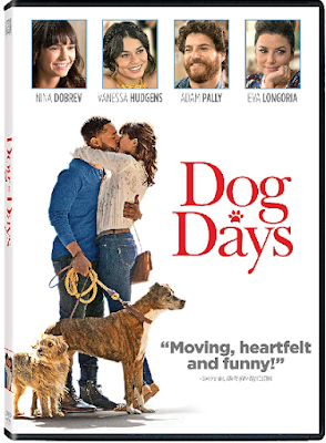 Dog Days  [2018] [DVD R1] [Latino]