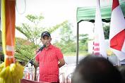 Wabup Tebo Buka Kejuaraan Panjat Tebing Tingkat Provinsi