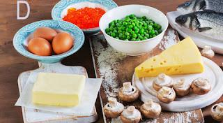 اكثر 9 أغذية غنية بفيتامين د