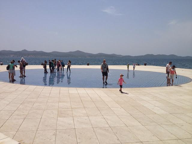 Urbanismo em Zadar