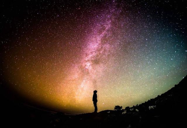 insignificante imensidao universo carlos romero