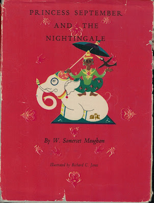 princess september and the nightingale 1939 - somerset maugham