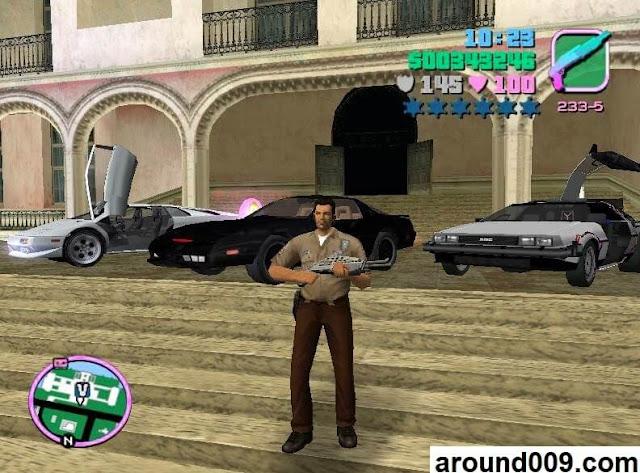 تحميل لعبة جتا فايس سيتي Gta Vice City APK للاندرويد اخر اصدار