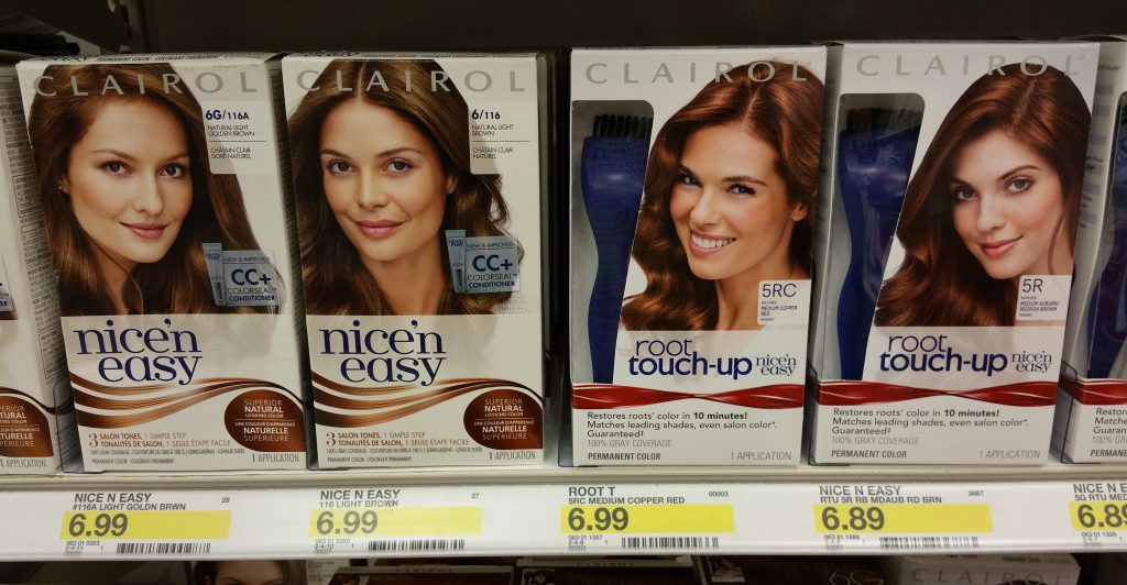 The Target Saver New Clairol Hair Color Ibotta Offers Target Deal