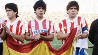 Maradona, Maradonas, Granada, Lalo, Diego, Hugo,