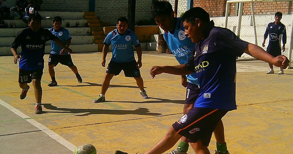 Deportes de arequipa los residentes de nu oa y su torneo for Viveros en nunoa