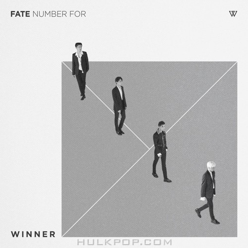 WINNER – FATE NUMBER FOR – Single (FLAC + ITUNES PLUS AAC M4A)