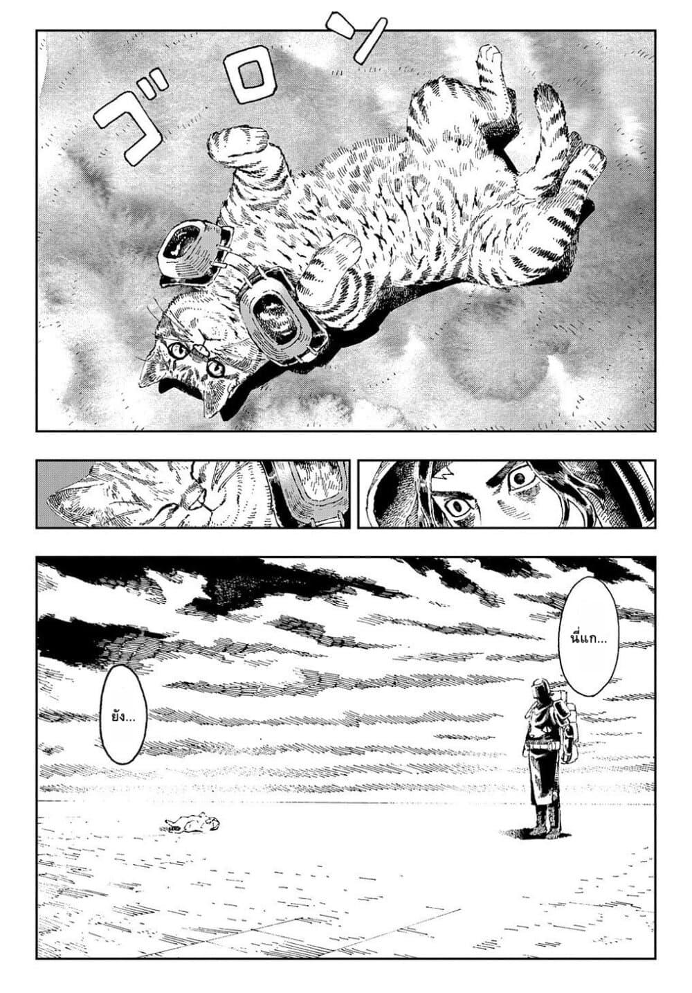 อ่านการ์ตูน Nyaight of the Living Cat ตอนที่ 1 หน้าที่ 36