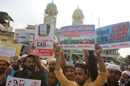 PBB Mengaku Prihatin UU Kewarganegaraan India yang 'Anti-Muslim'