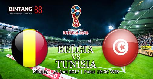 Prediksi Belgia vs Tunisia 23 Juni 2018
